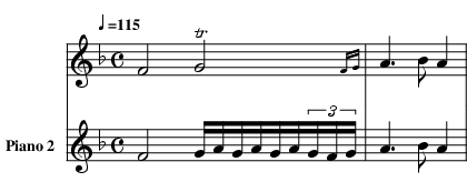 Musical Musings: Some thoughts on automatic playing of trills