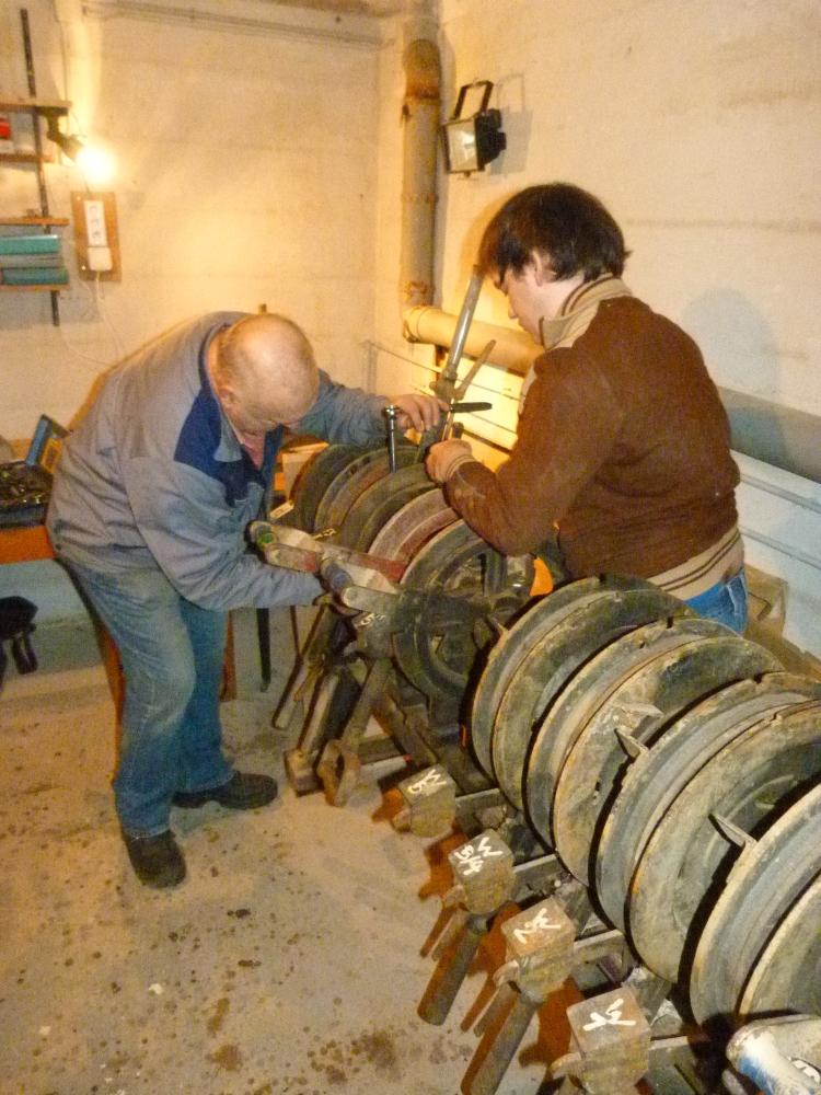 Von Stellwerken und anderen Maschinen Der Abbau