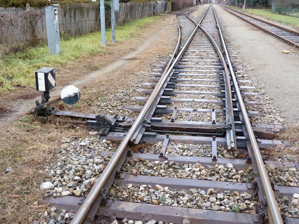 Weiche (Bahn) – Wikipedia